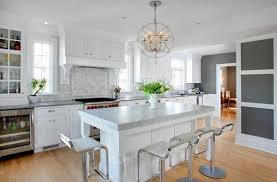 Colonial Kitchen Design Connected Open Kitchen Design In A Colonial Style