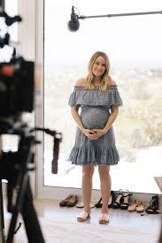 pregnant lauren conrad debuts maternity line for kohl u0027s