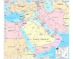 rub al khali map maps of detailed map of in tourist map