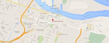 Savannah Ga Map Location Savannah Ga Presidents U0027 Quarters Inn