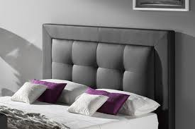bowburn leather double tv bed inc free pocket memory foam mattress
