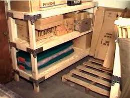 how to build a wooden storage rack plans diy free download fish