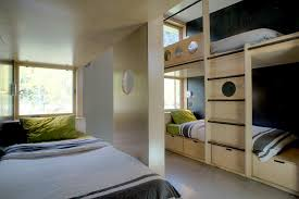 Sumptuous Ikea Bunk Beds Convention Seattle Contemporary Bedroom - Custom cabinets bedroom