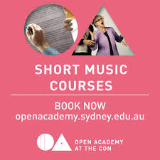 home page conservatorium open academy