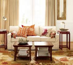 floral pattern red fabric area rug come with gold stain ceiling