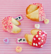 new year s fortune cookies pink and fortune cookies for s day or new