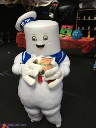 Stay Puft Marshmallow Man Costume Stay Puft Marshmallow Man Costume