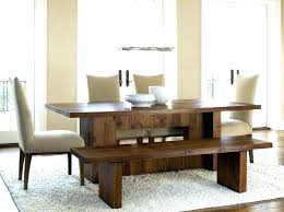Rustic Bench Dining Table Rustic Bench With Back Dining Table Benches Plans Seats Doozo Info
