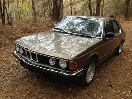 bmw 745i coupe 1985 bmw 745i turbo german cars for sale