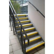 anti slip outdoor grp stair nosings dino grip non slip stair nosings