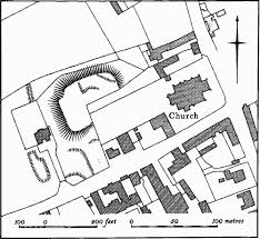 Medieval Manor House Floor Plan by Houghton Little British History Online