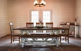 Wood Dining Room Table Sets Sugarwood Custom Furniture Home