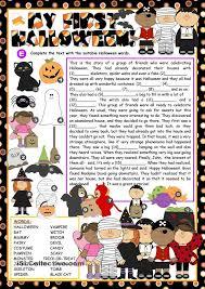 19 best halloween images on pinterest halloween worksheets