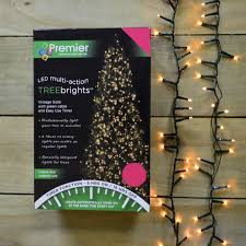 1000 led 25m premier treebright tree lights with timer