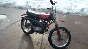 vintage motocross bikes sale hdv 1972 indian mini dirt bike motorcyle 70cc youtube