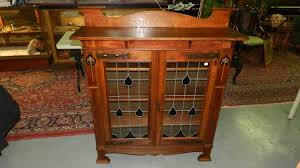 Arts Crafts Bookcase Breathtaking Art Nouveau Bookcase From The Arts And Crafts M