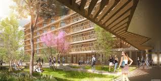menu cuisine centrale montpellier perspectives rendu d architecture de paysage d urbanisme et d