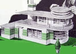 Art Deco House Designs 120 Best Dollhouse Plans Images On Pinterest Miniature Houses