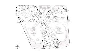 nursery floor plans gallery of nursery and primary in saint denis paul le