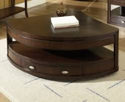Triangular Coffee Table Pie Shaped Lift Top Coffee Table Foter