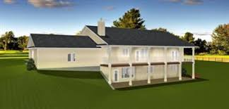 walkout basement house plans with walkout basements edesignsplans ca