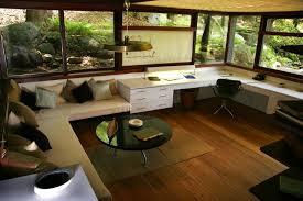 center table design for manitoga the russel wright design center