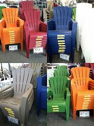Paint For Outdoor Plastic Furniture by Plastic Adirondack Chairs Target Better Plastic Adirondack