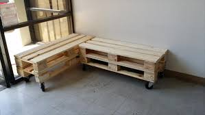 L Shaped Bench Seating Pallet Bench 101 Pallets Part 5