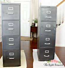 metal filing cabinet makeover metal file cabinet makeover