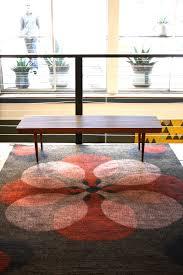 Peace Area Rug Boulder Interior Designer Jennifer Rhode Curates Felt Rugs And
