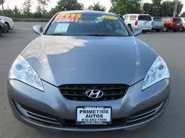 hyundai genesis mileage hyundai genesis in sacramento ca for sale used cars on