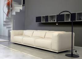 Modern Contemporary Leather Sofas Stylish Contemporary Leather Sofa Awesome Homes Style Of