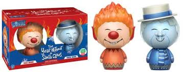 funko s 12 days of day 12 heat miser and snow miser