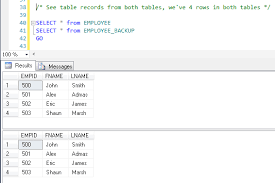 t sql insert into new table sql server coding the after insert trigger in sql server
