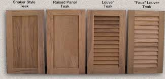 Louvered Kitchen Cabinets Doors Outdoor Kitchen Custom Teak Marine Woodwork