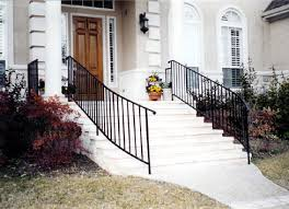handrails u2013 for outdoor steps pools balconies decks