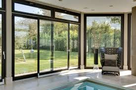 Patio Doors Wooden Attractive Glazed Sliding Patio Doors 1 Sliding Patio Door