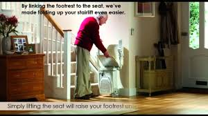 Stannah Stair Lift For Sale by Stannah Siena 260 Colorado Stairlifts Youtube