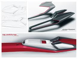 Interior Design Sketches by Audi Sport Quattro Concept Interior Design Sketch Transportation