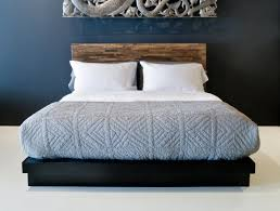 Low Headboard Beds by Santomer Low Headboard Bed By Environment Furniture Home