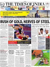 times of india mumbai 6 oct 2010 sports business