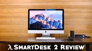 autonomous smartdesk 2 review best motorized standing desk youtube
