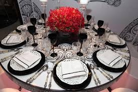 Black Table Centerpieces by Decorations For Fashion Show 25 Tabletop And Decor Ideas From