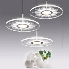 esszimmer len pendelleuchten nordic moderne kurze led pendelleuchten le leuchten mit acryl