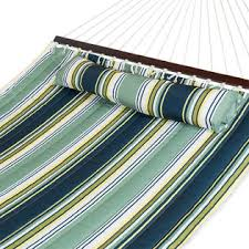bestchoiceproducts sky2559 hammock quilted fabric with pillow