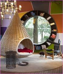 Hanging Seats For Bedrooms by 11 Cool Ways To Upgrade Your Bedroom With Cool Chair For Bedroom