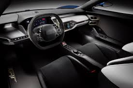 new jeep wrangler 2017 interior 2017 ford gt u0027s interior is just like on show car
