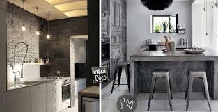 cuisine couleur grise dégradés de gris dans la cuisine 38 exemples pour vous inspirer