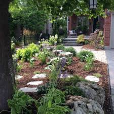Backyard Ideas Without Grass No Grass Ideas For Front Yard Landscaping Without Grass Pictures