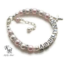 customized baby bracelets personalized baby bracelets for baptism customized baby bracelet